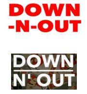 Down-N-Out logos